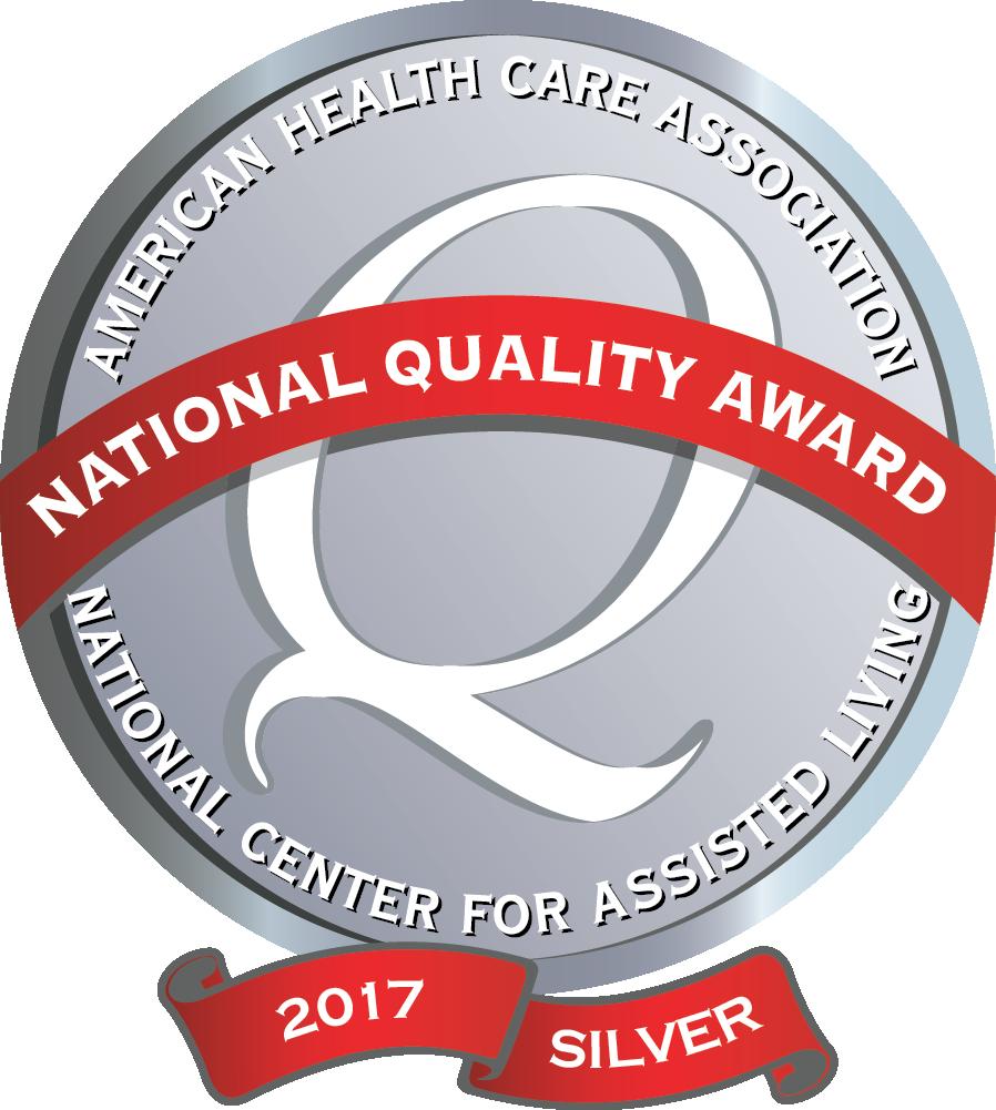 American Health Care Association Silver Award