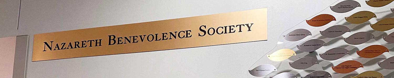 nazareth benevolence society